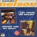 Let There Be Drums / Drums Are My Beat by Sandy Nelson