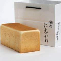 【銀座 に志かわ】水にこだわった高級食パン 一斤 教えてもらう前と後
