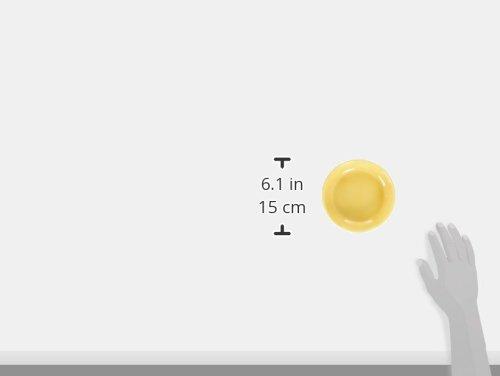 おぎそ OGISO ベビー食器 ノアカフェ すくいやすい14.5cm深小皿 強化磁器