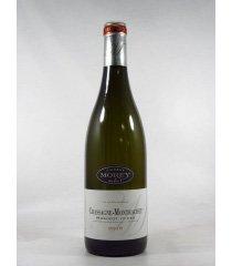 ■ヴァンサン エ ソフィー モレ シャサーニュ モンラッシェ プルミエ クリュ モルジョ ブラン[2015]白(750ml) Vincent et Sophie MOREY Chassagne-Montrachet 1er Cru Morgeot Blanc[2015]