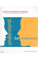 Download Exploring Medical Language - Text, Audio CDs and Mosby's Dictionary 8e Package 0323064949