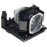 交換ランプハウジングfor Hitachi cpwx8with Philipsバルブ内側