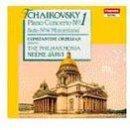 Tchaikovsky;Piano Concerto