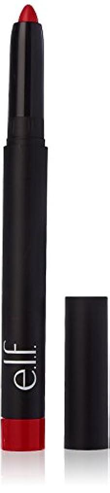 ルーム可塑性バルーンe.l.f. Studio Matte Lip Color - Wine (並行輸入品)