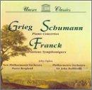 Piano Concertos / Symphonic Variations