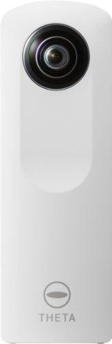 RoomClip商品情報 - RICOH デジタルカメラ RICOH THETA 全天球 360°カメラ 0175760