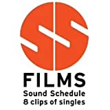 SS FILMS~Sound Schedule 8 Clips of Singles~ [DVD]