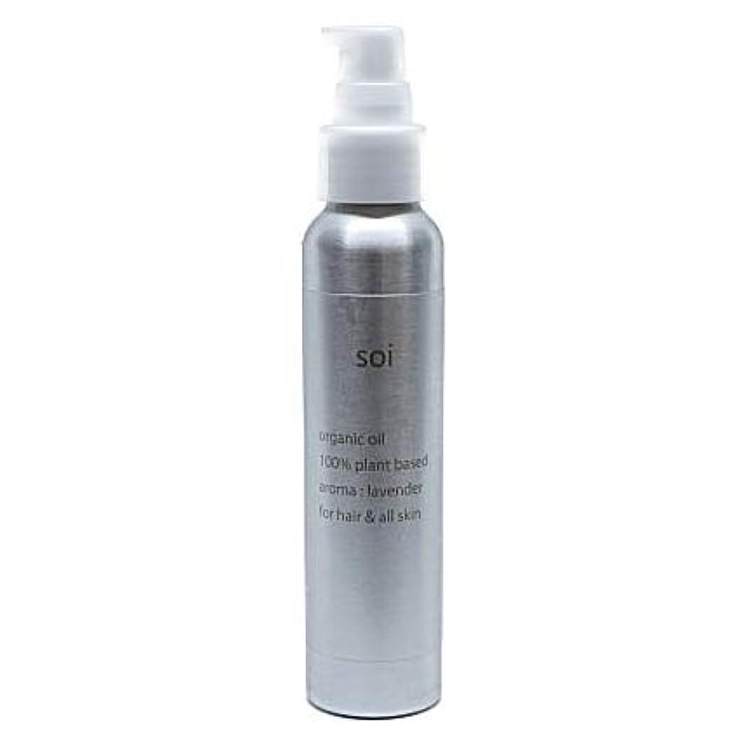 表向きアドバンテージしつけsoioil/ソイオイル オーガニックオイル【濡れ感×自然な束感】濡れ髪風仕上げにおすすめ