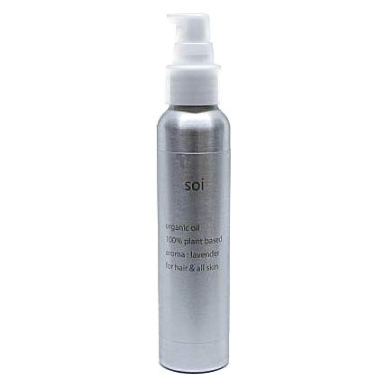 成熟耐えられないホテルsoioil/ソイオイル オーガニックオイル【濡れ感×自然な束感】濡れ髪風仕上げにおすすめ