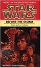 Star Wars: Before the Storm (Black Fleet Trilogy)