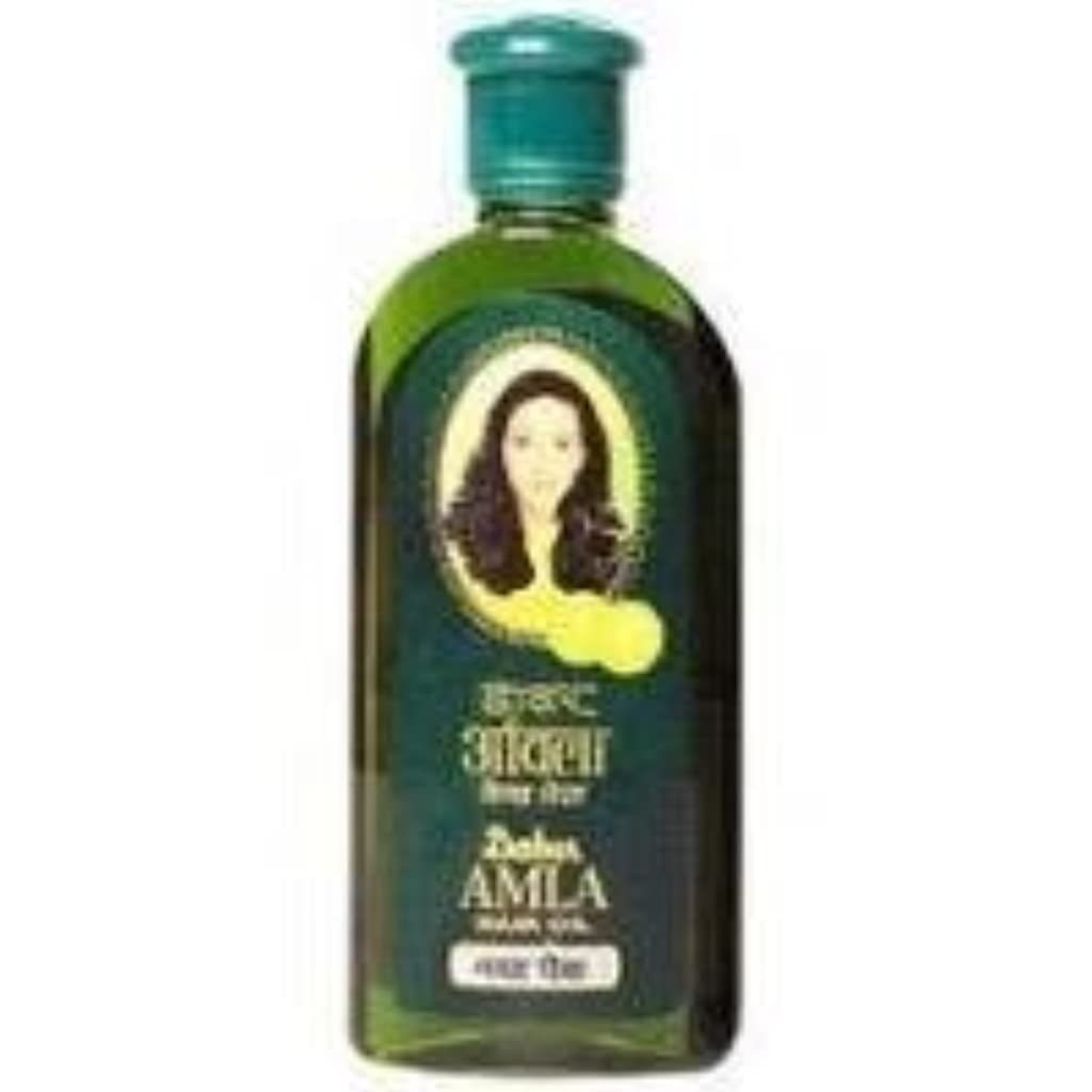 器具状態蒸留Dabur Amla Hair Oil, 500 ml Bottle by Dabur [並行輸入品]