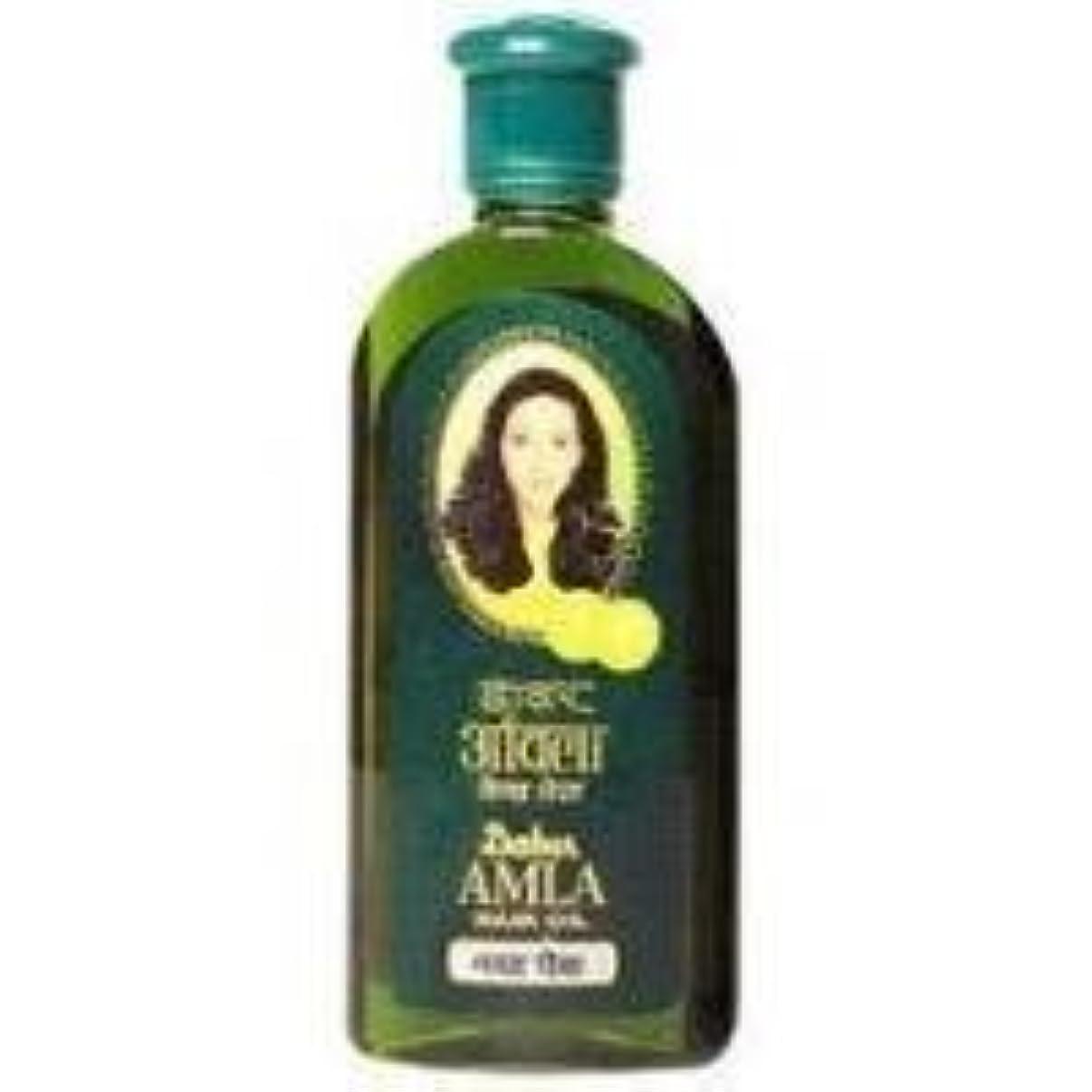 拍手テンションバレルDabur Amla Hair Oil, 500 ml Bottle by Dabur [並行輸入品]