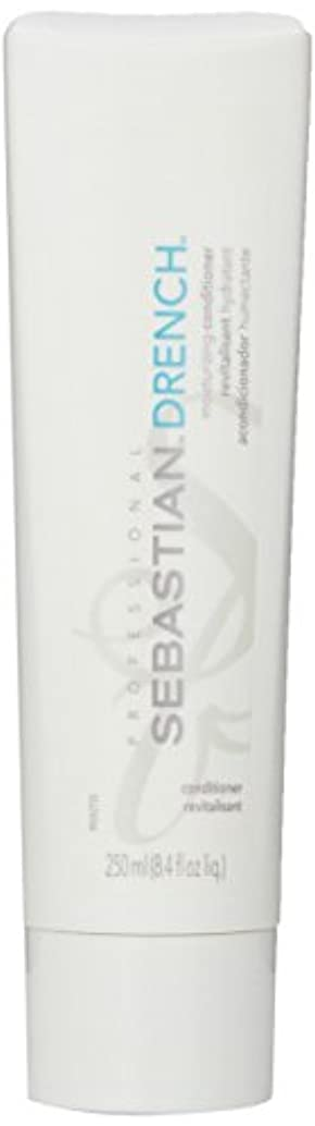 強大な軽蔑ママby Sebastian DRENCH MOISTURIZING CONDITIONER 8.4 OZ by SEBASTIAN