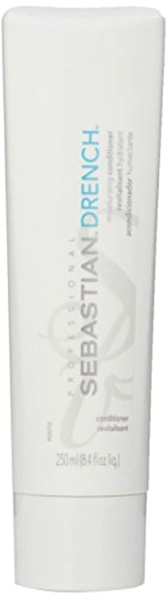 西きらめく囲むby Sebastian DRENCH MOISTURIZING CONDITIONER 8.4 OZ by SEBASTIAN