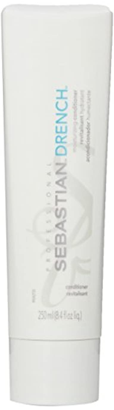 前方へ液体十億by Sebastian DRENCH MOISTURIZING CONDITIONER 8.4 OZ by SEBASTIAN