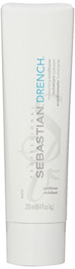 一月迷惑国家by Sebastian DRENCH MOISTURIZING CONDITIONER 8.4 OZ by SEBASTIAN