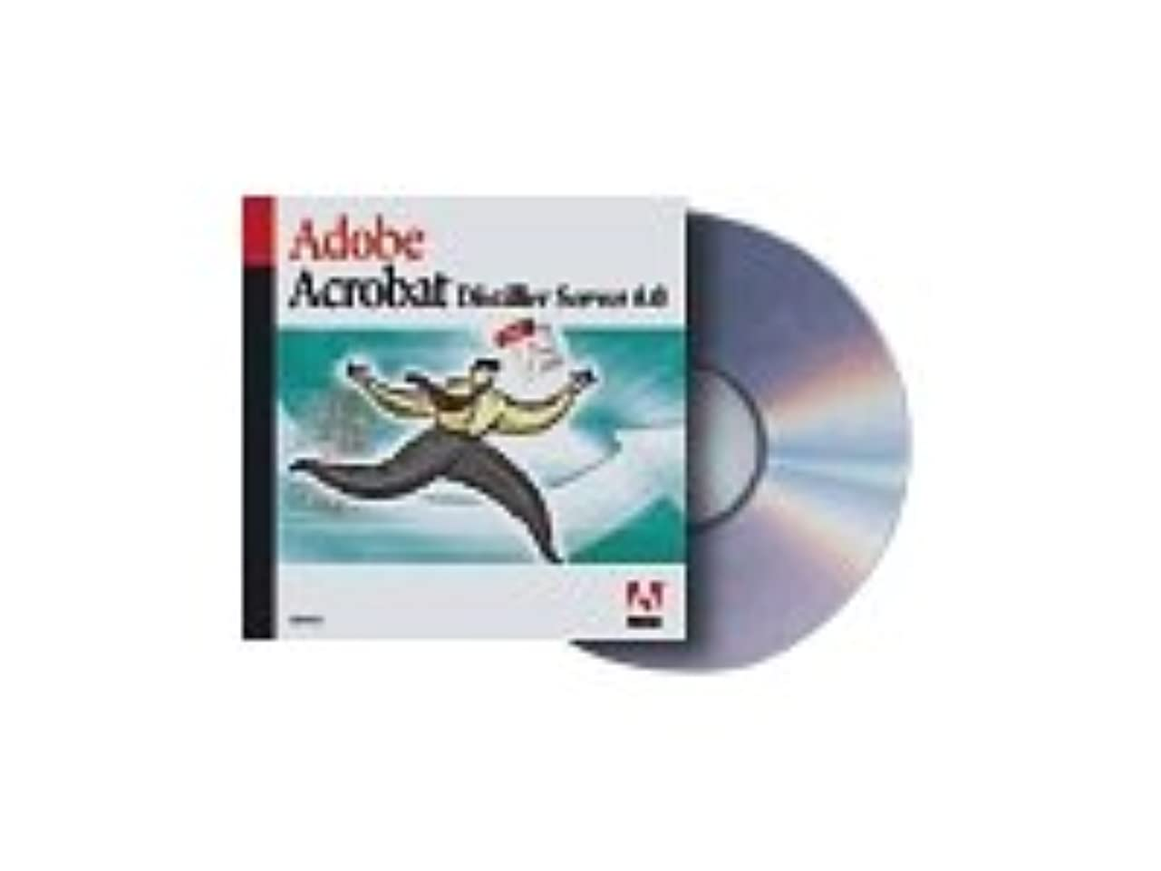 自然腐った与えるAdobe Acrobat Distiller Server 6.0 英語版 無制限数版 for Linux