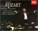 Mozart Sinfonien Nr 29