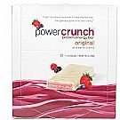 BioNutritional Research Group Power Crunch Bar 12 Bars Wild Berry Creme [並行輸入品]