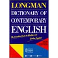 Longman Dictionary of Contemporary English: Plus New Words