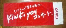 KinKi Kids KinKi youコンサート。 赤タオ...
