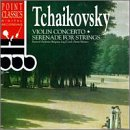 Tchaikovsky: Violin Concerto; Serenade for Strings