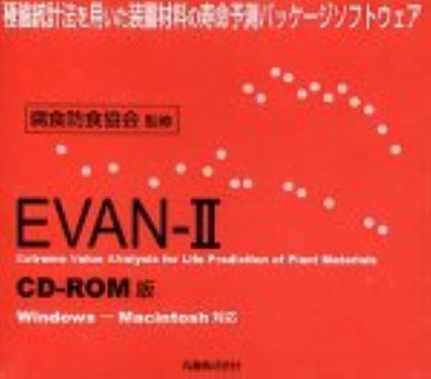 エチケット値ベアリングEVAN-2 CD-ROM版