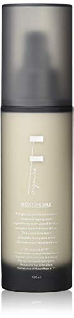 指標郊外理解するF organics(エッフェオーガニック) モイスチャーミルク 120ml