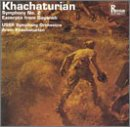 """Khachaturian: Symphony No.2""""The Bell""""/Gayaneh Suite"""