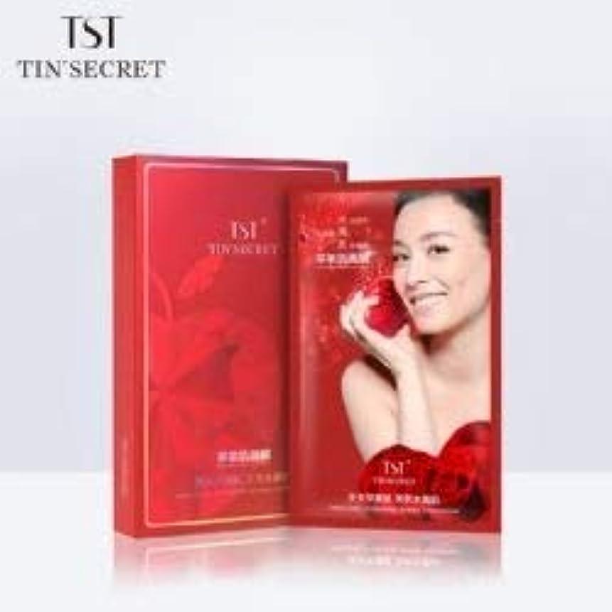TST Brand アップルセルマスク1箱/ 5個の幹
