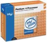 Intel Pentium 4 650 3.4GHz LGA775 CPU processor