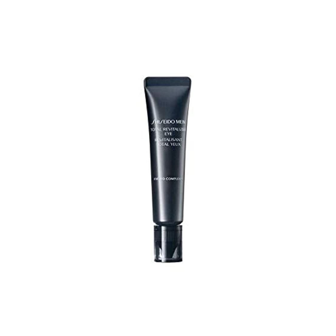 ノートペネロペルネッサンス[Shiseido ] 資生堂は、総滋養強壮の眼(15ミリリットル)をメンズ - Shiseido Mens Total Revitalizer Eye (15ml) [並行輸入品]