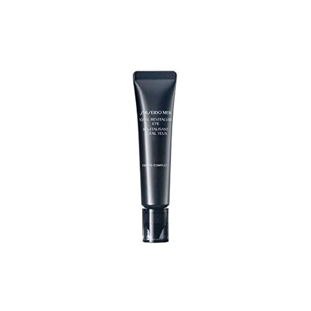 天使インストラクター多様性[Shiseido ] 資生堂は、総滋養強壮の眼(15ミリリットル)をメンズ - Shiseido Mens Total Revitalizer Eye (15ml) [並行輸入品]