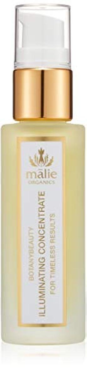 探検式安心させるMalie Organics(マリエオーガニクス) ボタニービューティ イルミネーティング コンセントレ-ト 30ml