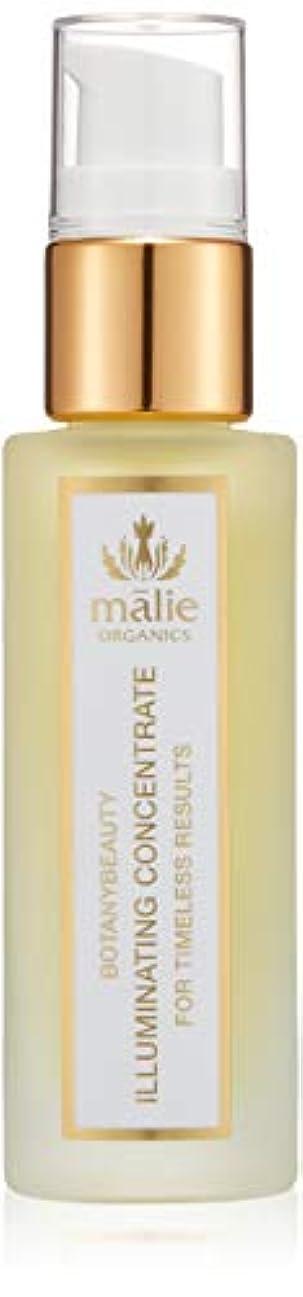 スプリットスペル投獄Malie Organics(マリエオーガニクス) ボタニービューティ イルミネーティング コンセントレ-ト 30ml