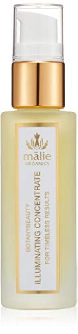 粘液それぞれ市場Malie Organics(マリエオーガニクス) ボタニービューティ イルミネーティング コンセントレ-ト 30ml 美容液