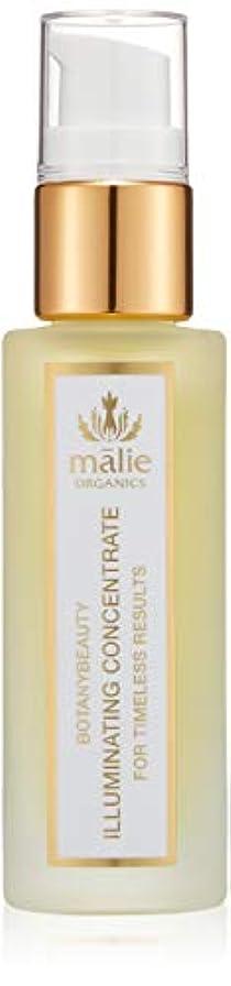 内向き事務所崖Malie Organics(マリエオーガニクス) ボタニービューティ イルミネーティング コンセントレ-ト 30ml