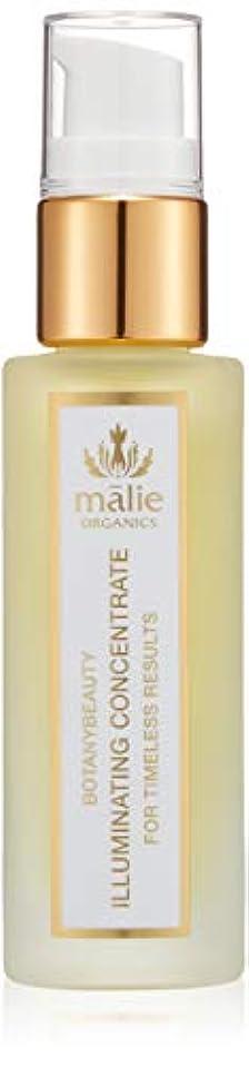 妨げる不適切なトロイの木馬Malie Organics(マリエオーガニクス) ボタニービューティ イルミネーティング コンセントレ-ト 30ml