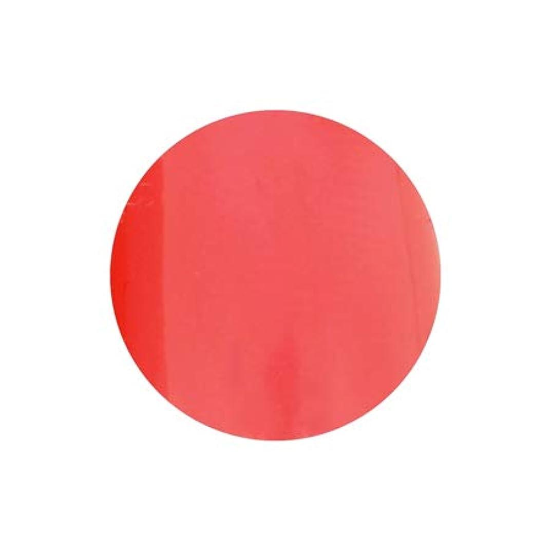 シャーク嫉妬配るT-GEL COLLECTION カラージェル D231 シフォンルミナスレッド 4ml