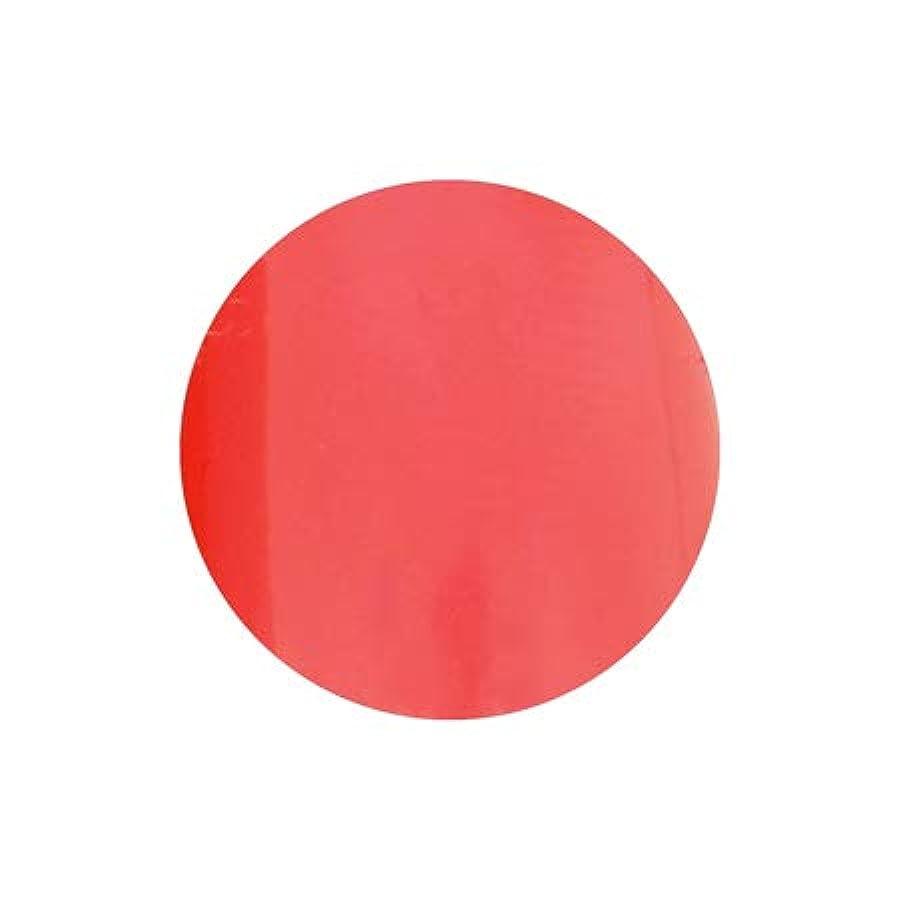 飾り羽覗くバングT-GEL COLLECTION カラージェル D231 シフォンルミナスレッド 4ml