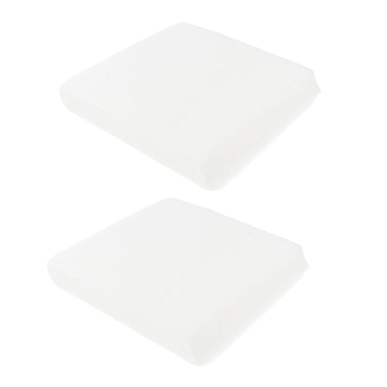 サーマル掻く無許可2パック 使い捨て ナプキン タオル ハンドタオル ローズ ゲストタオル ペーパー 2サイズ - 1#