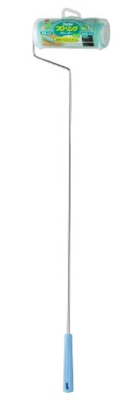 自分を引き上げる嵐が丘赤面ニトムズ コロコロ フローリングクリーナーL 【粘着テープと静電気で気になるホコリを除去! 】C 2112 全長915mm