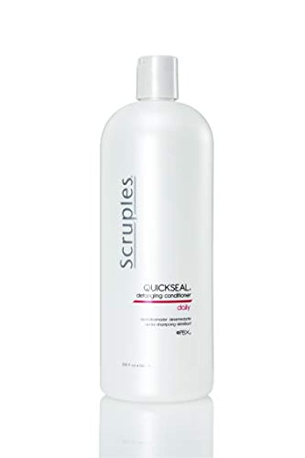 勃起反乱社会学Scruples Quickseal Conditioner, 33.8 Fluid Ounce by Scruples