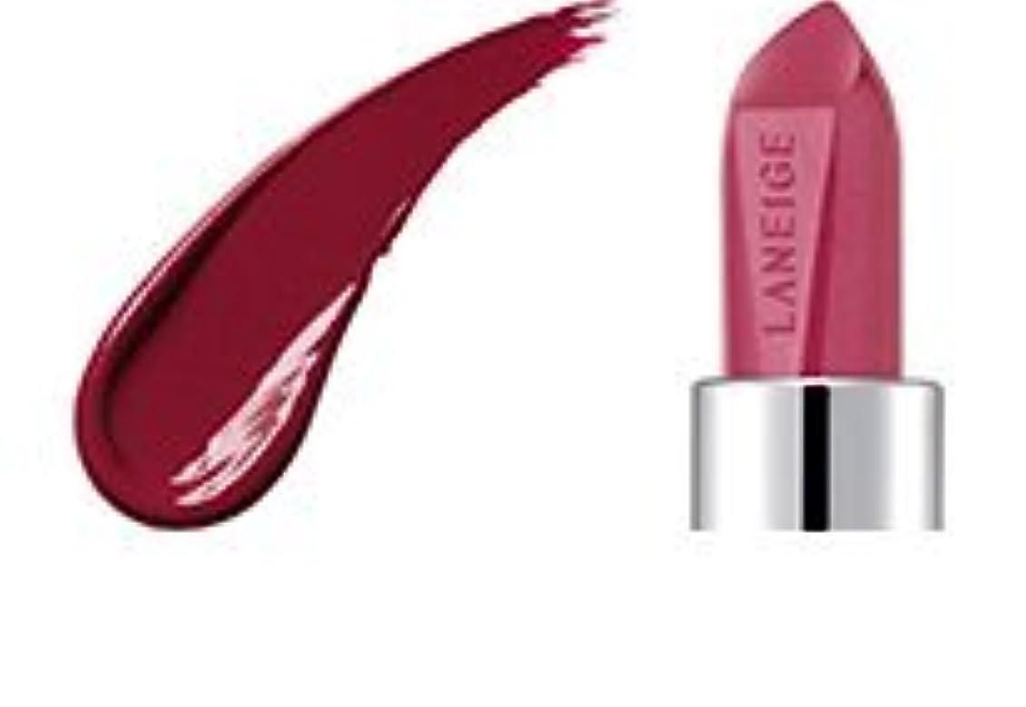 冷酷な記録海峡[2017 Renewal] LANEIGE Silk Intense Lipstick 3.5g/ラネージュ シルク インテンス リップスティック 3.5g (#325 Cranberry Red) [並行輸入品]