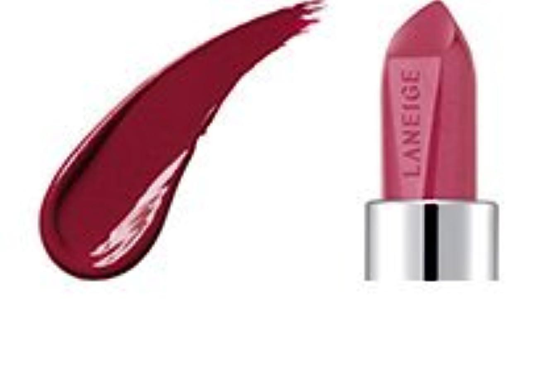 カンガルー勘違いするコンドーム[2017 Renewal] LANEIGE Silk Intense Lipstick 3.5g/ラネージュ シルク インテンス リップスティック 3.5g (#325 Cranberry Red) [並行輸入品]