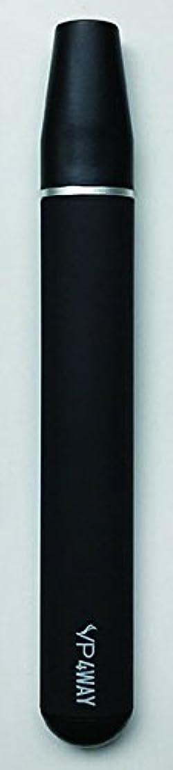 SMVジャパン VP 4WAY ブラック (セット販売)/交換用アトマイザー/j-LIQUID 20ml グリーンカテキン