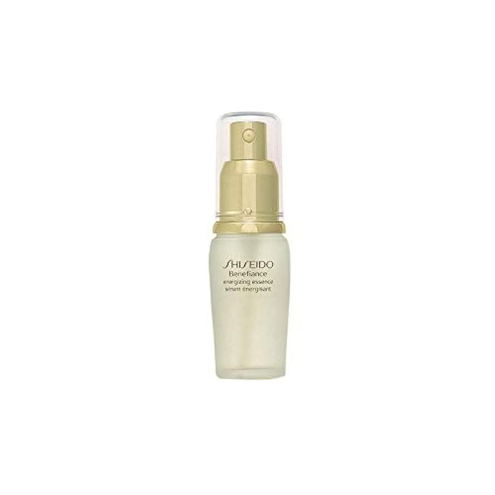 モーションダブル聖職者[Shiseido] 資生堂ベネフィアンス通電エッセンス(30ミリリットル) - Shiseido Benefiance Energising Essence (30ml) [並行輸入品]