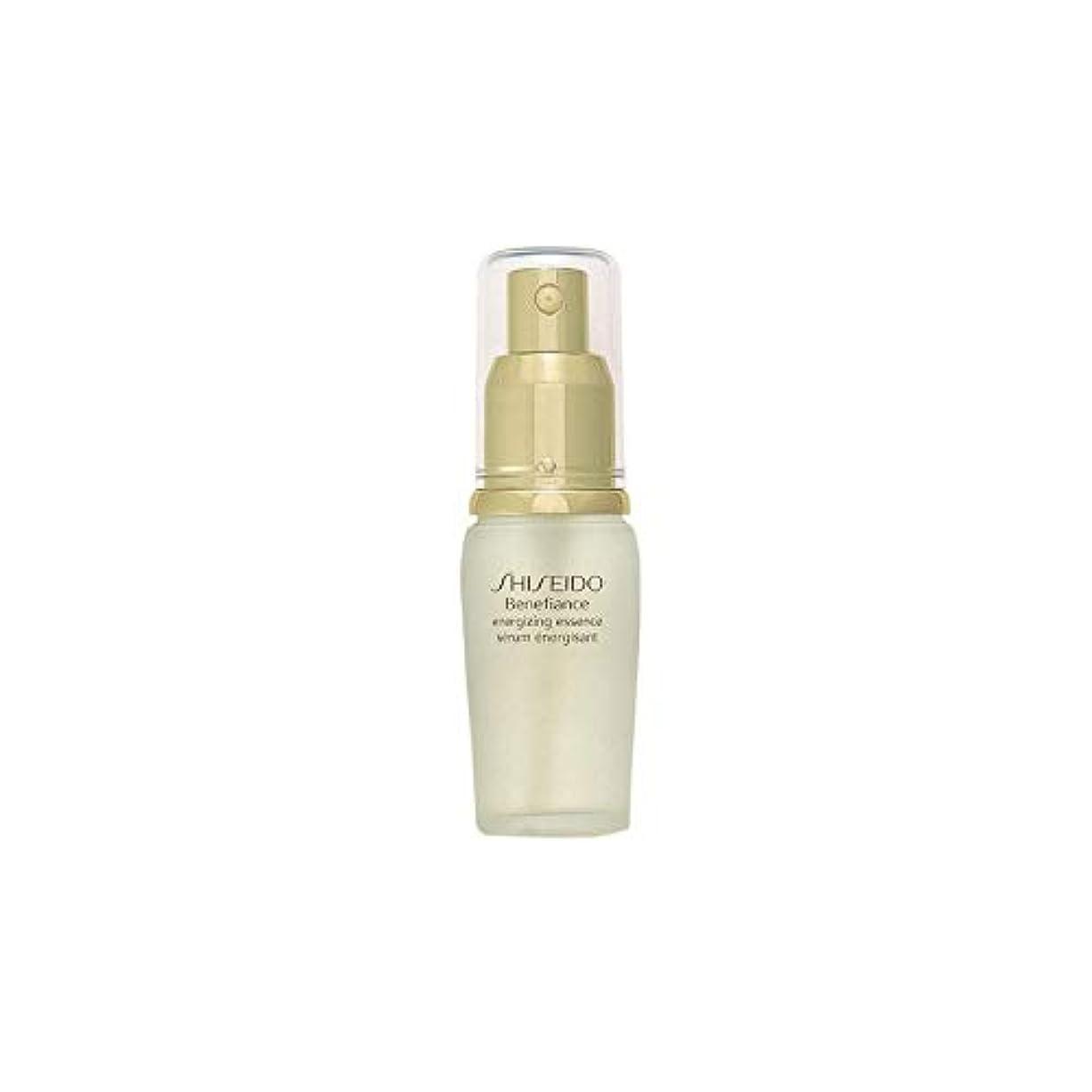 薬理学絶妙黙[Shiseido] 資生堂ベネフィアンス通電エッセンス(30ミリリットル) - Shiseido Benefiance Energising Essence (30ml) [並行輸入品]
