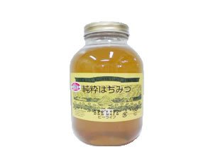 桑原ハニーガーデン 桑原養蜂場 中国産 あかしあはちみつ(蜂蜜) 2kg