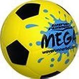 Wave Runner Megaスポーツ、サッカーボールイエロー( # 1水Skippingボール)